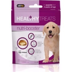 Vetiq Healthy Treats Nutri Booster For Puppies 50G