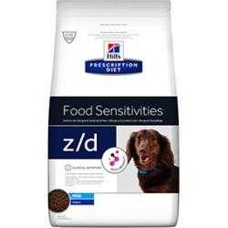 Hill's Prescription Diet Canine Z/D Allergy Mini Dog Food