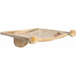 Trixie Wall Mounted Cat Hammock Beige found on Bargain Bro UK from Pets at Home