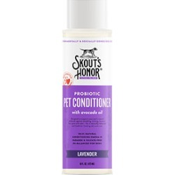 Skout's Honor Probiotic Conditioner For Dogs And Cats Lavender 470Ml