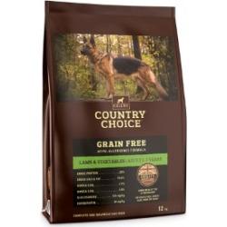 Gelert Country Choice Grain Free Lamb And Veg Dog Food 12Kg