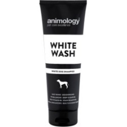 White Wash Dog Shampoo 250Ml