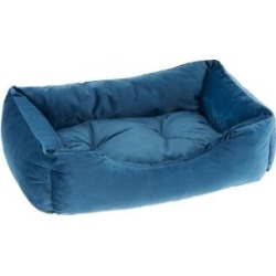 Ferplast Coccolo 50 Dog And Cat Bed Blue Small/Medium