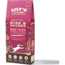 Lily's Kitchen Rise And Shine Treats For Dogs 100G