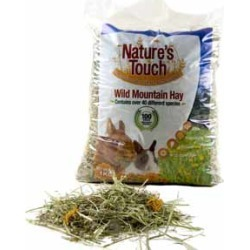 Nature's Touch Wild Hay 1Kg