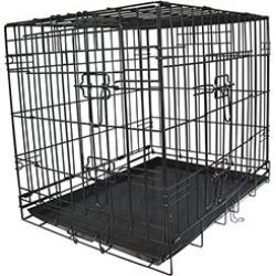 Pet Gear 2 Door Dog Training Crate