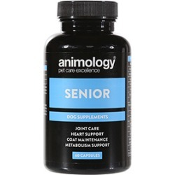 Animology Senior Dog Supplements 60 Pack
