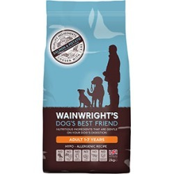 Wainwright's Complete Adult Dry Dog Food Salmon Potato And Rice 2Kg