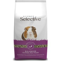 Science Selective Guinea Pig 3Kg found on Bargain Bro UK from Pets at Home