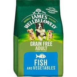 James Wellbeloved Dog Food Grain Free Fish And Veg Adult 1.5Kg
