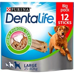 Dentalife Large Dog Chews Chicken 12 Pack