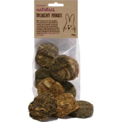 Naturals Breakfast Cookies For Small Animals 110G
