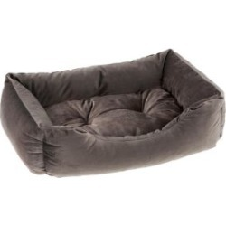 Ferplast Coccolo 80 Dog And Cat Bed Grey Medium/Large