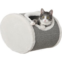 Trixie Wall Mounted Cuddly Cat Cave White