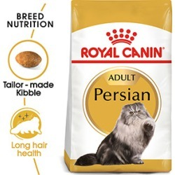 Royal Canin Feline Breed Nutrition Persian Dry Adult Cat Food 400G found on Bargain Bro UK from Pets at Home