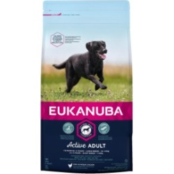 Eukanuba Dog Food Adult Dog Large Breed With Chicken 2Kg