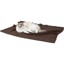 Pets At Home Luxury Micro Berber Cat Blanket Brown found on Bargain Bro UK from Pets at Home