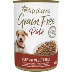 Applaws Beef With Vegetables Dog Food 400G