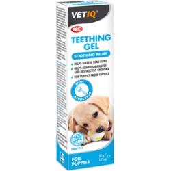 Vetiq Teething Gel For Puppies 50G