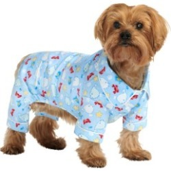 Urban Pup Blue Ocean Bedtime Dog Pyjamas Small found on Bargain Bro UK from Pets at Home