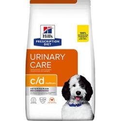 Hill's Prescription Diet C/D Multicare Urinary Care Dog Food Chicken