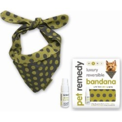 Pet Remedy Calming Bandana Kit Small