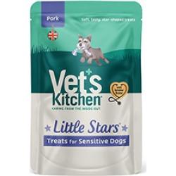 Vet's Kitchen Little Stars Sensitive Grain Free Treats For Dogs 85G