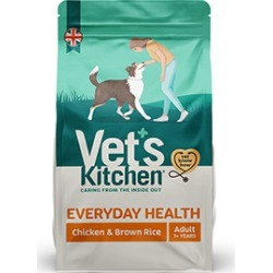 Vet's Kitchen Adult Dog Chicken And Brown Rice 7.5Kg