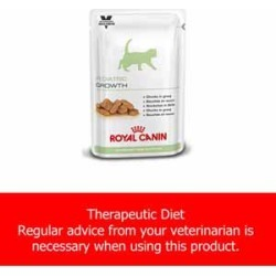 Royal Canin Feline Vet Care Nutrition Pediatric Growth 48 X 100G found on Bargain Bro UK from Pets at Home