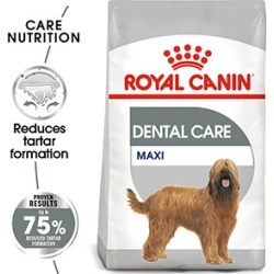 Royal Canin Canine Care Nutrition Dental Care Dry Adult Dog Food Maxi 3Kg found on Bargain Bro UK from Pets at Home
