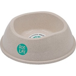 Dog Life Bioplastic Wheat Dog Bowl Medium 560Ml