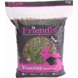 Friendly Timothy ReadiGrass Small Animal Food 1kg