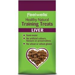 Feelwells Healthy Natural Training Liver Treats 115G