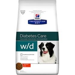 Hill's Prescription Diet W/D Digestive/Weight/Diabetes Management Dog Food Chicken