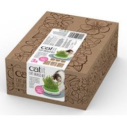 Catit 2.0 Cat Grass Kit Set Of 3