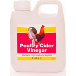 Poultry Cider Vinegar 1 Litre