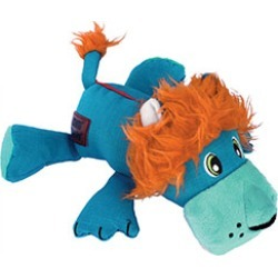 Kong Cozie Ultra Lion Squeaky Dog Toy Medium found on Bargain Bro UK from Pets at Home