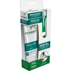 Vet's Best Dental Care Dog Kit