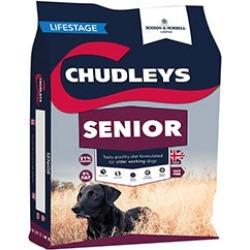 Chudleys Complete Dry Working Senior Dog Food 15Kg