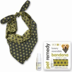 Pet Remedy Calming Bandana Kit Medium