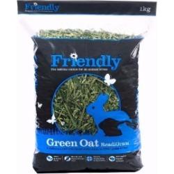 Friendly Green Oat ReadiGrass Small Animal Food 1kg