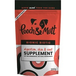 Pooch And Mutt Bionic Biotic Concentrate - Canine Health Supplement