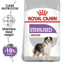 Royal Canin Canine Care Nutrition Sterilised Care Dry Adult Dog Food Medium 3Kg found on Bargain Bro UK from Pets at Home