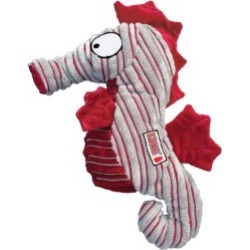 Kong Cuteseas Seahorse Large Dog Toy