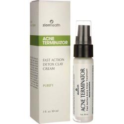Zion Health Acne Terminator 1 oz Lotion Skin Care