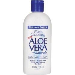 Fruit of the Earth Aloe Vera Skin Care Lotion 4 fl oz Lotion