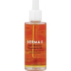 Derma E Anti-Wrinkle Treatment Oil 2 fl oz Liquid Skin Care