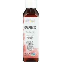 Aura Cacia Natural Skin Care Oil - Harmonizing Grapeseed 4 fl oz Liquid