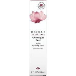 Derma E Overnight Peel 2 fl oz Liquid Skin Care