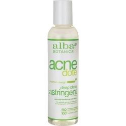 Alba Botanica Acne Dote Deep Clean Astringent - Maximum Strength 6 fl oz Liquid Skin Care